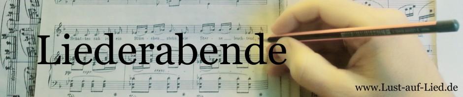 Liederabende-Header
